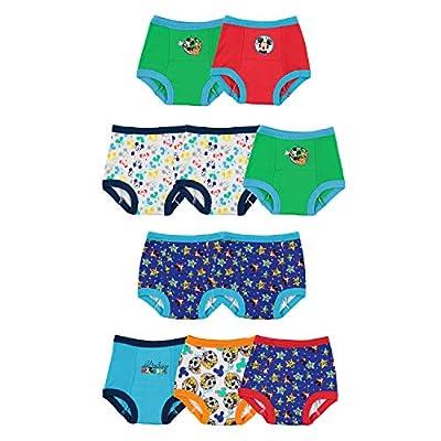Disney Boys' Mickey Mouse Potty Training Pants Multipack, MickeyTraining10pk, 4T from Disney