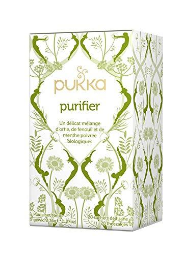 Pukka Tisane Cleanse - Confezione da 20 filtri