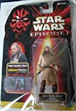 Star Wars Episode I with CommTech Chip - Qui-Gon Jinn - Jedi Duel