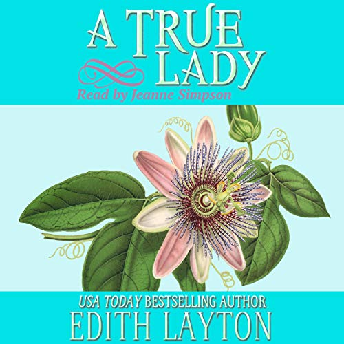 A True Lady audiobook cover art