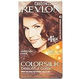 Revlon Colorsilk Hair Coloring (Medium Golden Chestnut Brown)