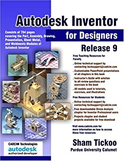 Autodesk Inventor for Designers Release 9