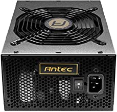 Antec HCP850 Platinum Power Supply 850 Watts 80 Plus Platinum PSU with 135mm DBB Fan, Full Modular, 7 Years Support, Active PFC, 100% +12V, OC Link, ATX12V 2.4 and EPS12V 2.92