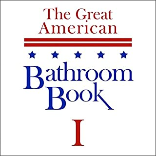 The Great American Bathroom Book, Volume 1 audiobook cover art