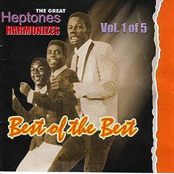 The Great Heptones Harmonizes Best of the Best