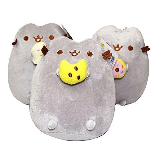 Bazaar Baby Kinder Katze Spielzeug Plüsch Tiere Hundespielzeug Spielzeug für Mädchen Kekse Eis