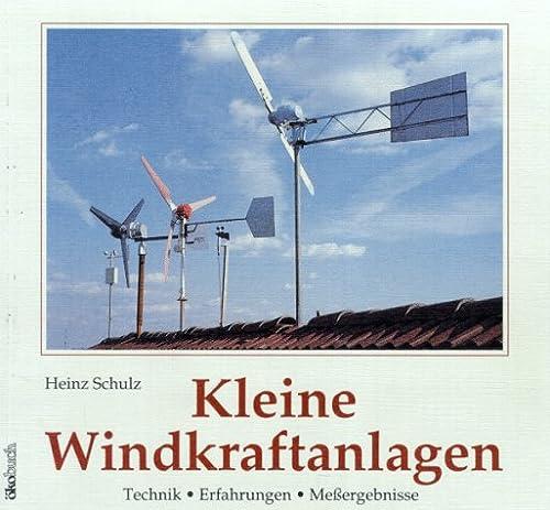 Kleine Windkraftanlagen