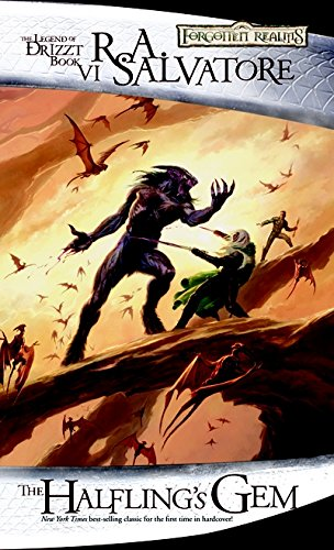 The Halfling's Gem (The Legend of Drizzt, Book VI)