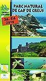 Parc Natural de Cap de Creus, mapa excursionista. Escala 1:20.000. Editorial Piolet.