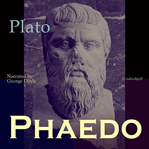 Phaedo audiobook cover art