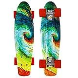 Merkapa Complete 22 inch Cruiser Skateboard for...