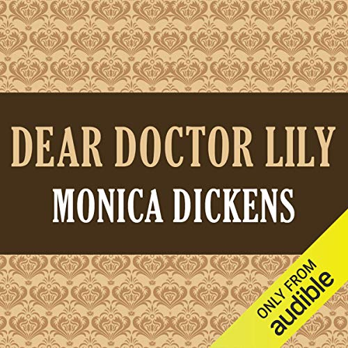 Dear Doctor Lily audiobook cover art