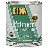 1 qt XIM Products 11022 White XIM, 400 White Solvent-Based Primer Bonder/Sealer Pack of 1