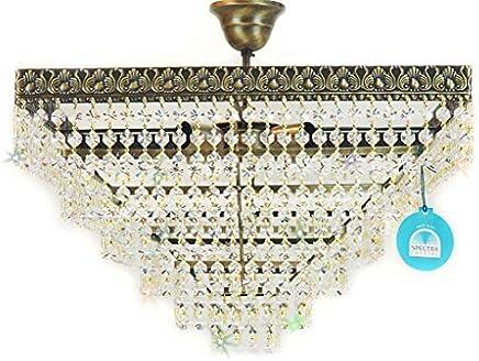 Amazon.es: swarovski - Lámparas de araña / Iluminación de ...