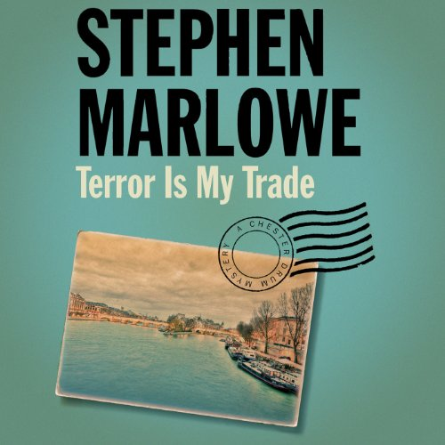 Terror Is My Trade audiobook cover art