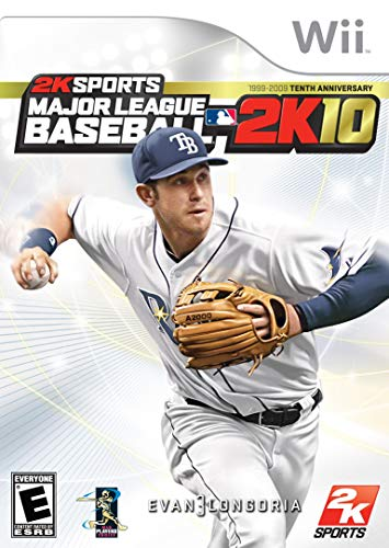 MLB 2K10 - Nintendo Wii (Renewed)