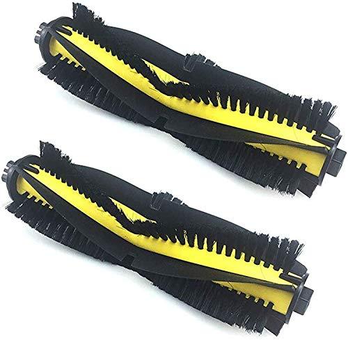Cepillo lateral de repuesto para iRobot Roomba 500 600 Series 550 595 610 620 630 650 670 Robot aspirador accesorio (color: Hcy 6000) cepillo de filtros (color: 2 piezas)