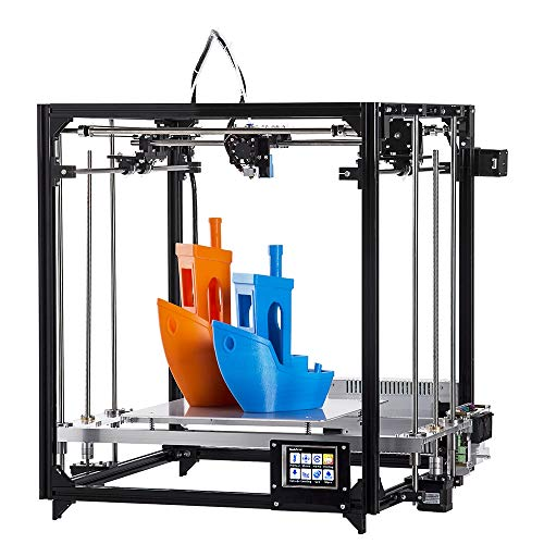 Impresora 3D FLSUN_F2 Kit de bricolaje Pantalla táctil Cubo de ...