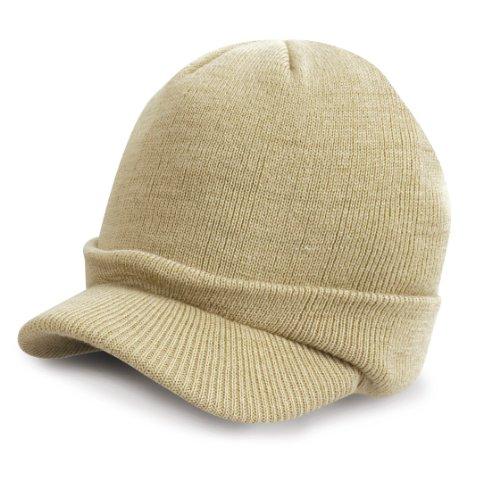 Result - Bonnet - Homme Beige Desert Khaki