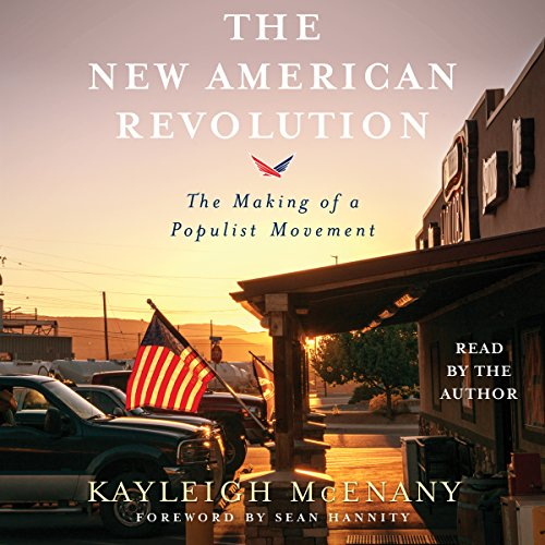 The New American Revolution  By  cover art