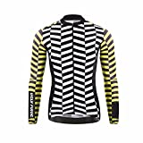 Uglyfrog 2018#50 Termo Fleece Cycling Jersey Hombres Manga Larga Winter with Fleece Maillots de Bicicleta de Ropa de Ciclo