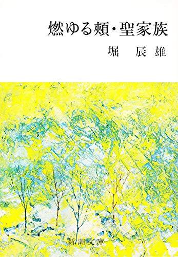 燃ゆる頬・聖家族 (新潮文庫)
