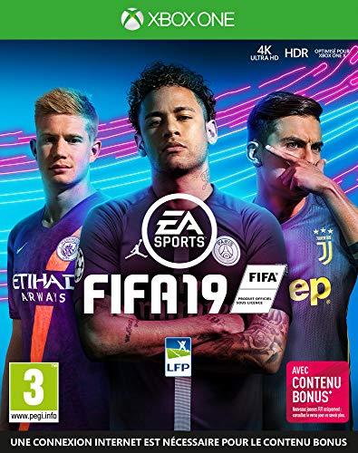 FIFA 19 - Xbox One [Edizione: Francia]