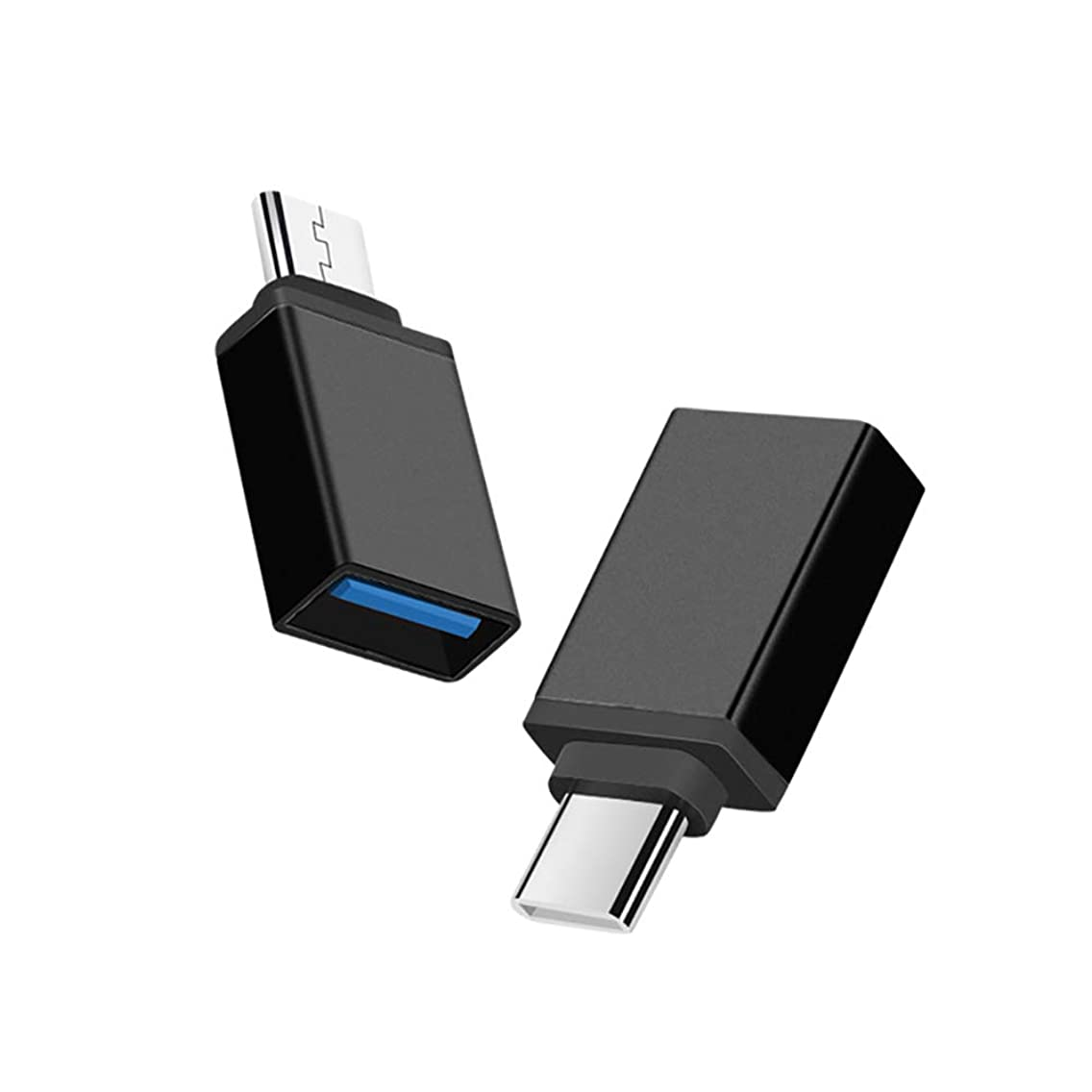 Charge Cable Universal Type-C to USB Adapter OTG Converter Head for Cell Phone Keyboard Mouse