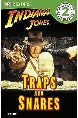 DK Readers L2: Indiana Jones: Traps and Snares Paperback