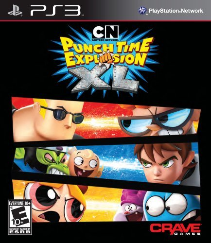 Cartoon Network: Punch Time Explosion XL - Playstation 3 by SVG Distribution