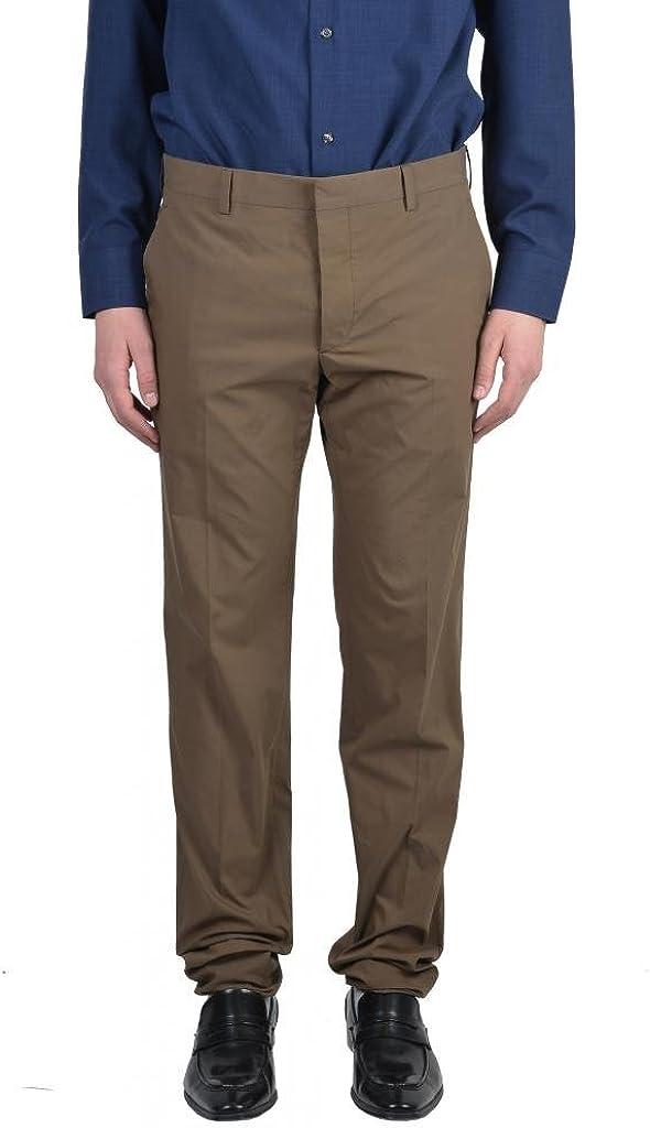 Prada Men's Brown Casual Pants US 36 IT 52;