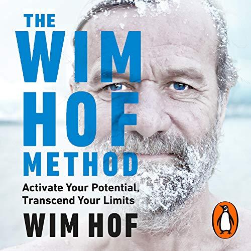 The Wim Hof Method audiobook cover art