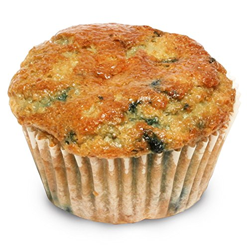 Simply Scrumptous Low Carb Fat Free Blueberry Muffins
