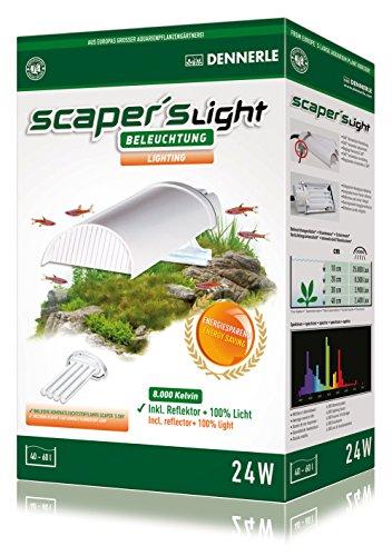 Dennerle 5763 Scaper's Light Leuchte für Aquascaping-Aquarien