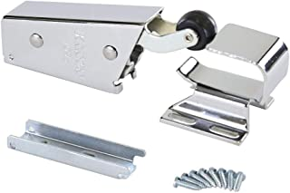 Kason 1095 Spring Action Door Closer and Adjustable Wide-Hook, Flush to 3/4 Inch Offset, 11095000013_11094000026