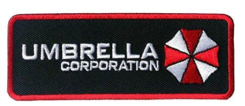 Umbrella–Patch avec logo d'Umbrella Corporation de Resident Evil