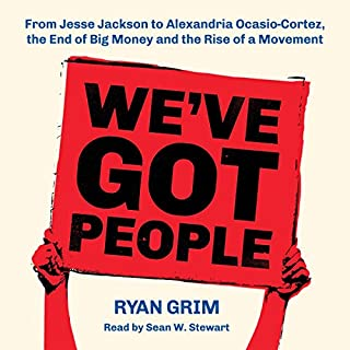 We've Got People audiobook cover art
