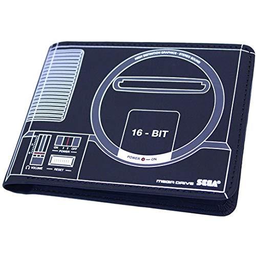 Official Sega Mega Drive Console Wallet