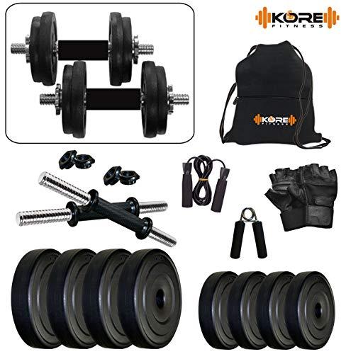 Kore K-PVC-DM-10KG-Combo4 Home Gym