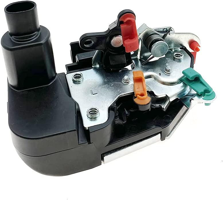 Door Lock Latch Max 43% OFF Actuator Motor Assembly Baltimore Mall f Driver Side Front Left