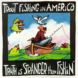 Price comparison product image Truth Is Stranger Than Fishin