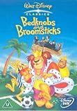 BEDKNOBS & B'STICKS:DVD RET DC [Reino Unido]