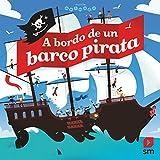 A bordo de un barco pirata (Mundo animado)