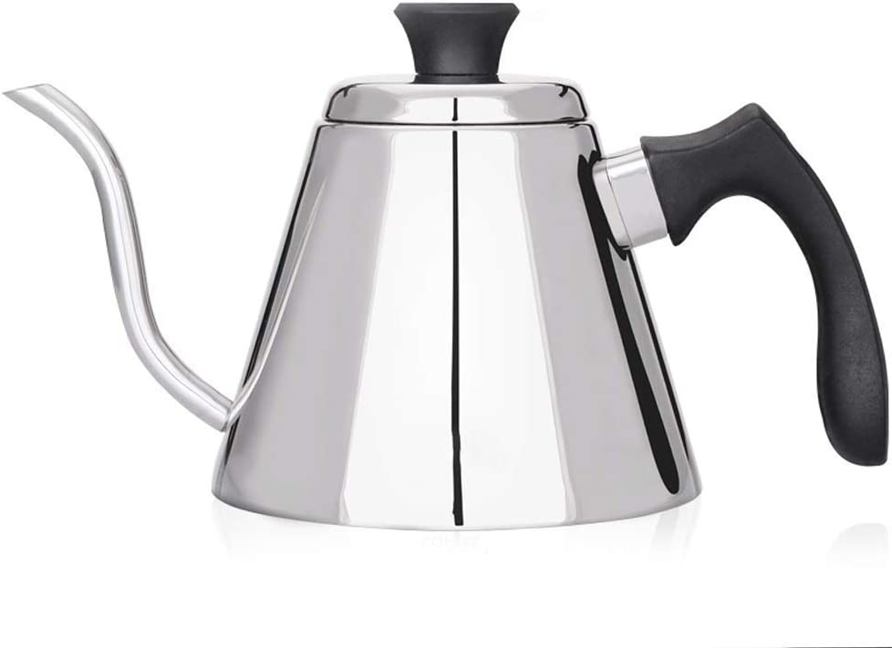 Animer and price revision Sale price GUOCAO Coffee Pot Hand-made Tea Na Maker