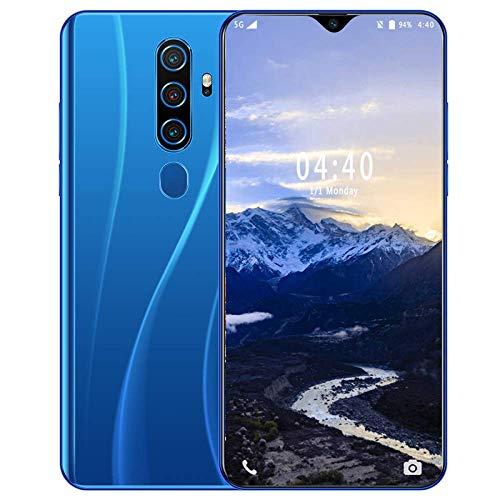 TeléFono MóVil, Pantalla A66,6.7 Pulgadas HD, ResolucióN 1440 * 3040, 5G, 8Gb 512Gb 13Mp 24Mp BateríA 4800Mah, Desbloqueo Facial, Android 10.0