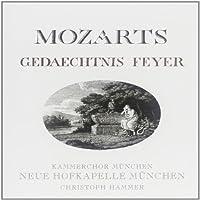 Mozarts Gedaechtnis Feyer