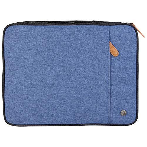PKG LS01 13' DRI Laptop Sleeve - Blue - Model #: PKG LS01-13-DRI-LBLU