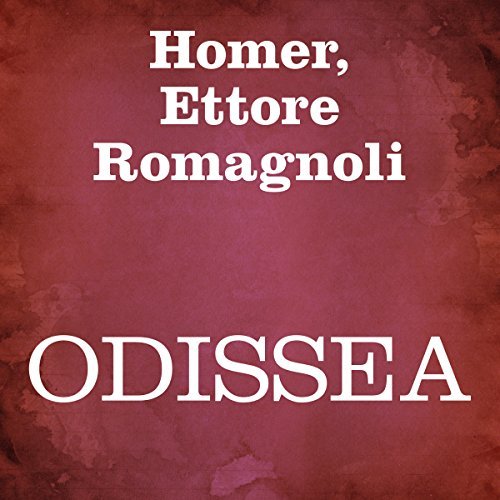 Odissea [The Odyssey] cover art
