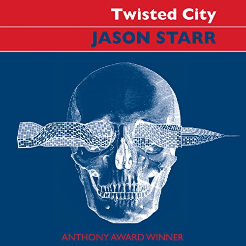Twisted City audiobook cover art