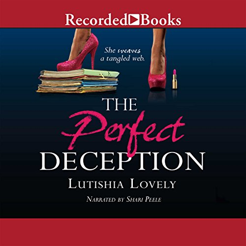 The Perfect Deception audiobook cover art